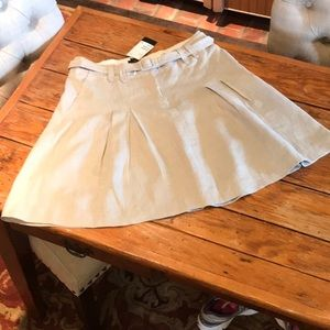 H & M Size 10 Pleated skirt